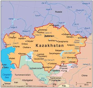 KAZHAKSTAN