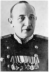 Dr. Miron Vovsi médico jefe del Ejército Rojo