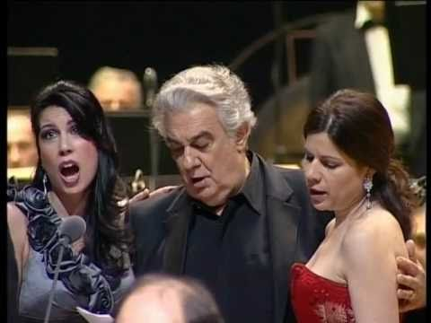 PLACIDO DOMINGO EREBUNI