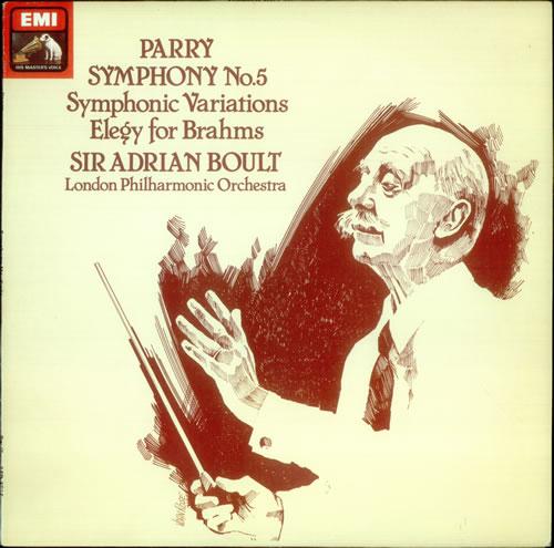 Parry Symphony 5