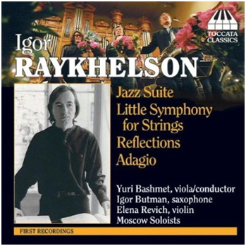 RAYKHELSON CD