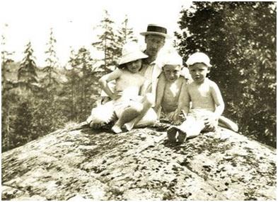 STRAVINSKY FAMILIA