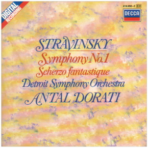 STRAVINSKY S1
