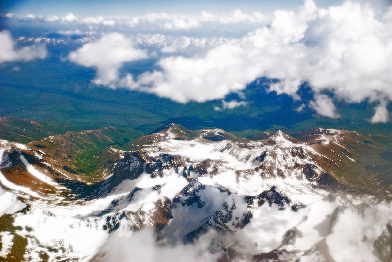 Cordillera del Pamir