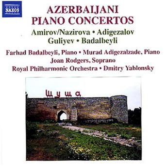 ADIGEZALOV PIANO CONCERTOS