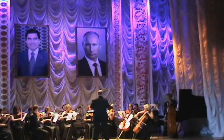 Nurymov Destan Concerto