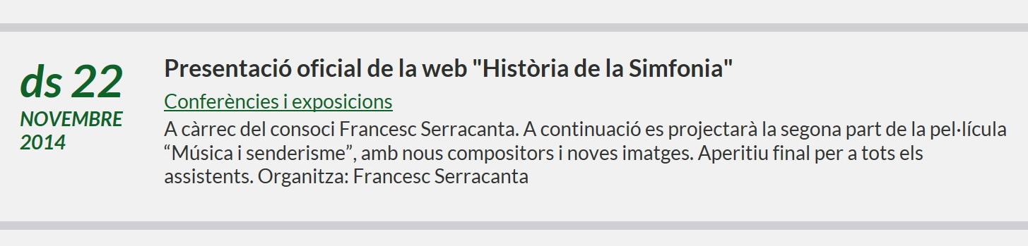 PRESENTACIO WEB