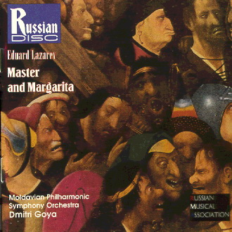 Lazarev CD