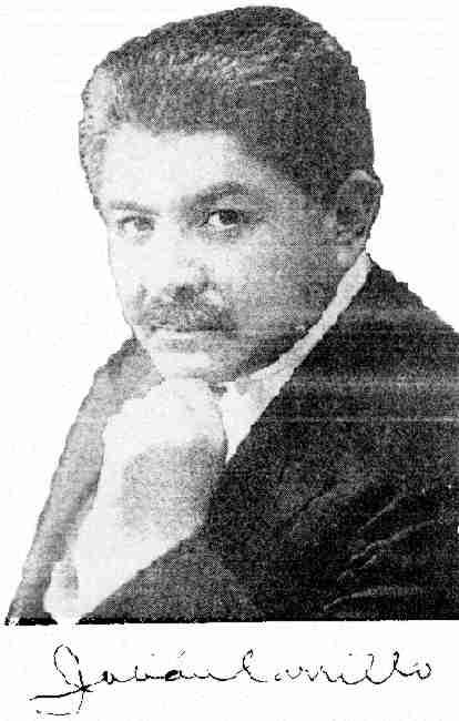 JULIAN CARRILLO