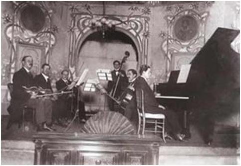 Orquesta cámara
