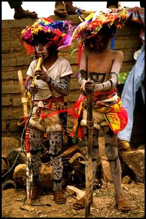 Indios coras