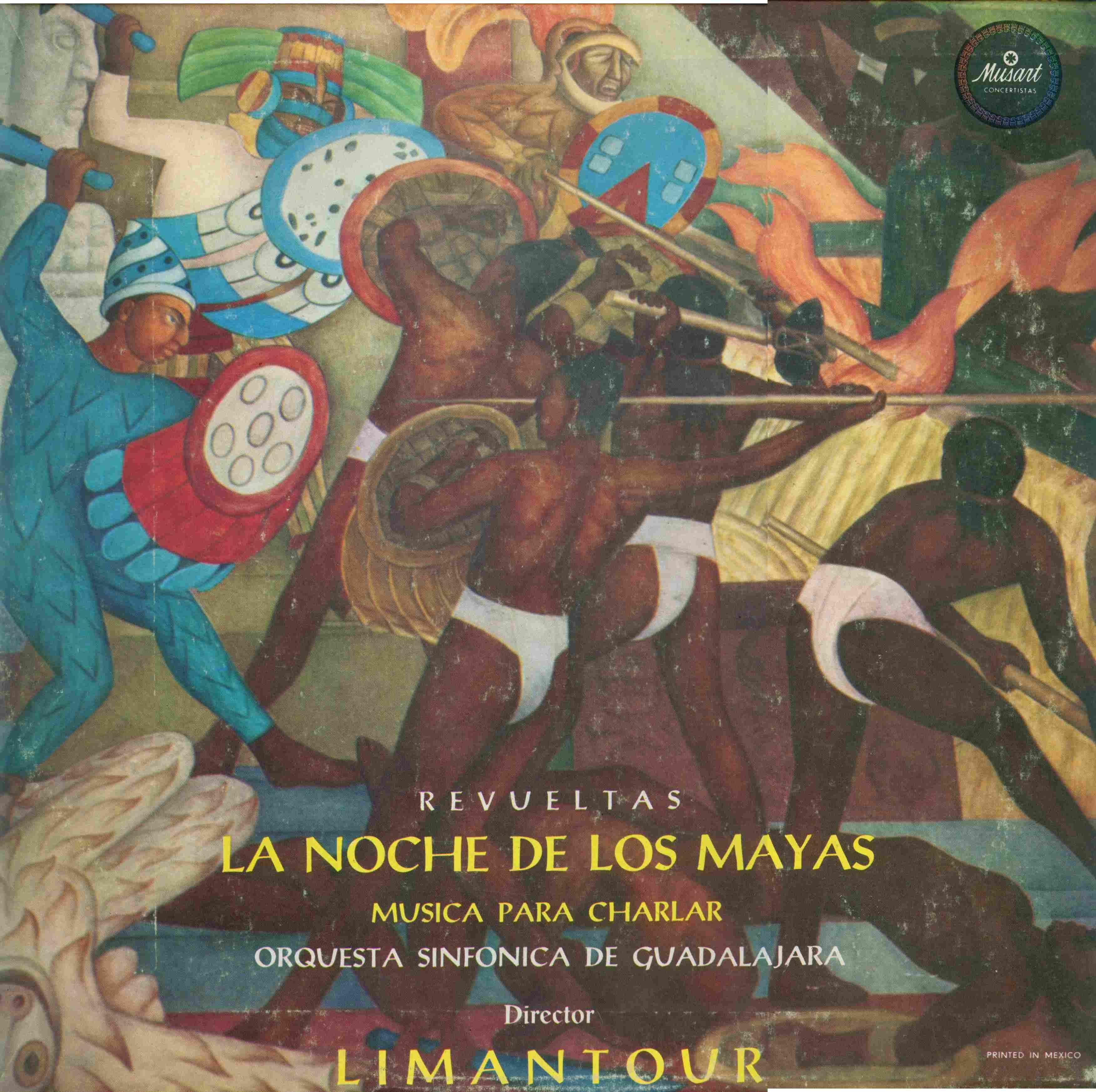 Noche de los Mayas