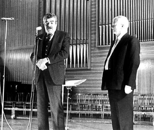 Yan Frenkel y Askold Murov