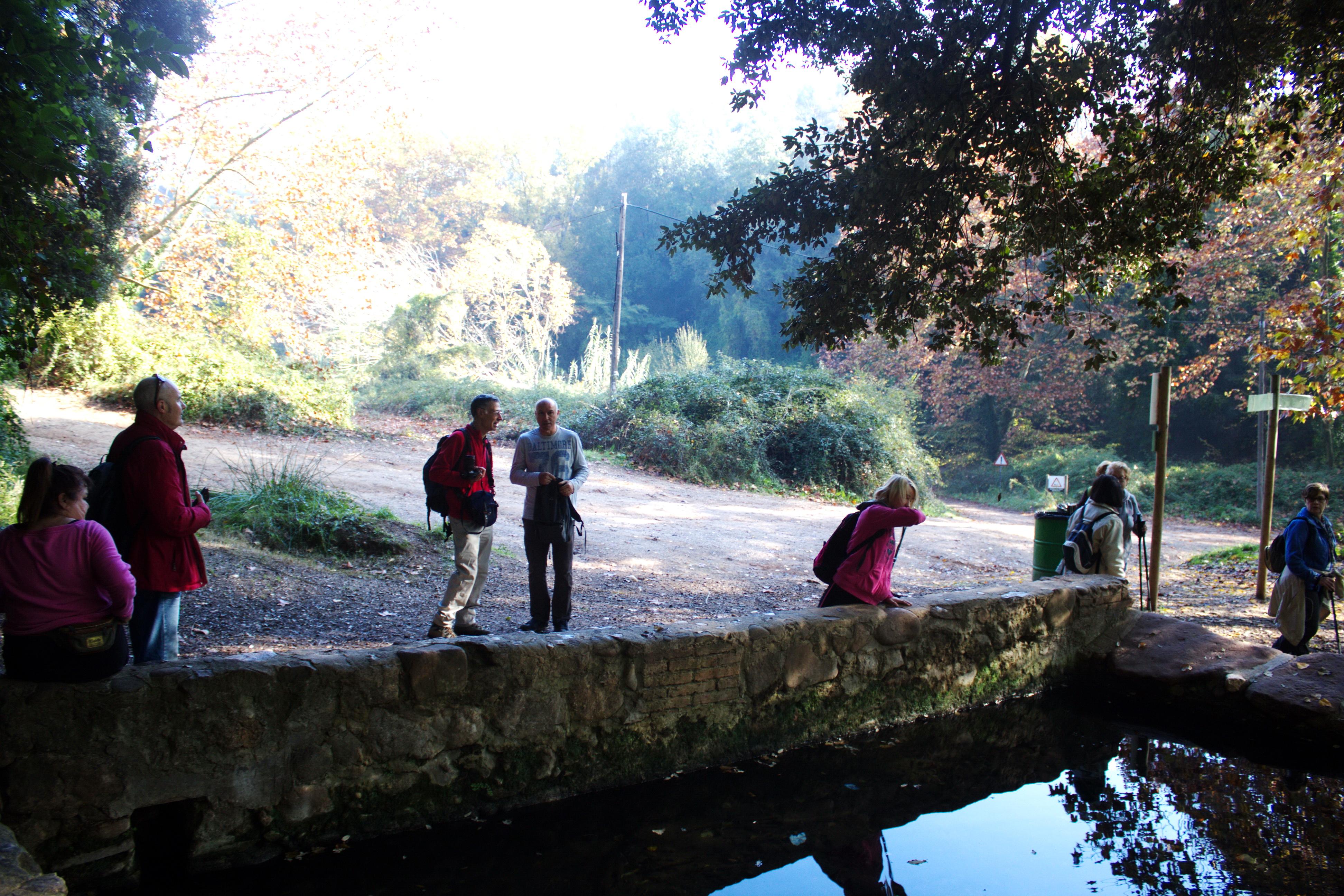 Font de Can Moragues Safareig