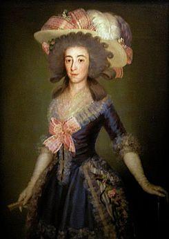 Maria Josefa de Benavente-Osuna