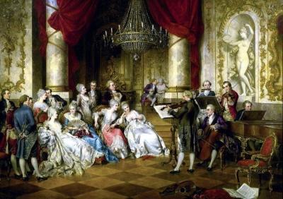 Orquesta clásica