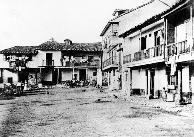 Plaza del Carbayo (Sabugo)