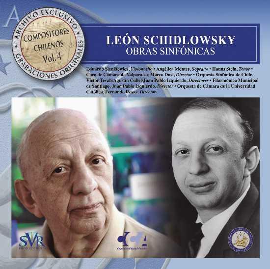 Schidlowsky CD
