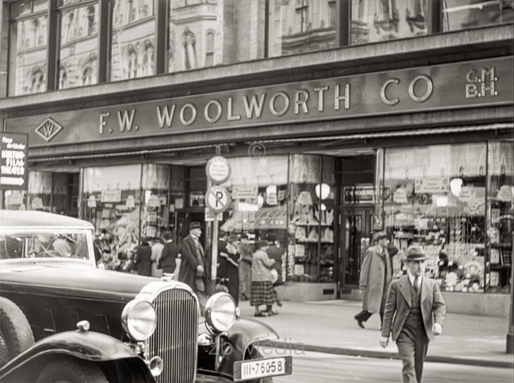 Deutschland 1937, Woolworth Berlin
