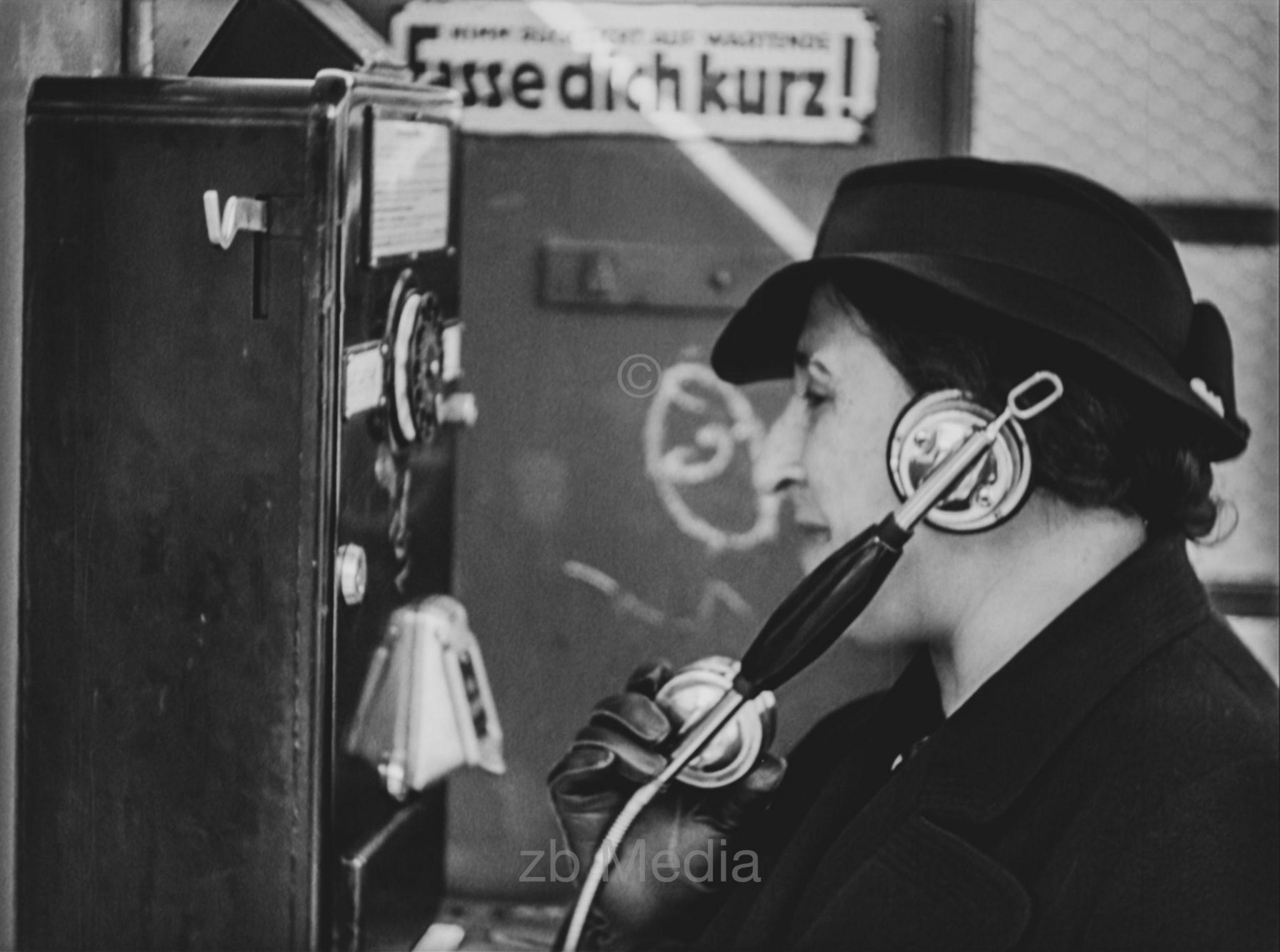 Deutschland 1937, Telefonzelle