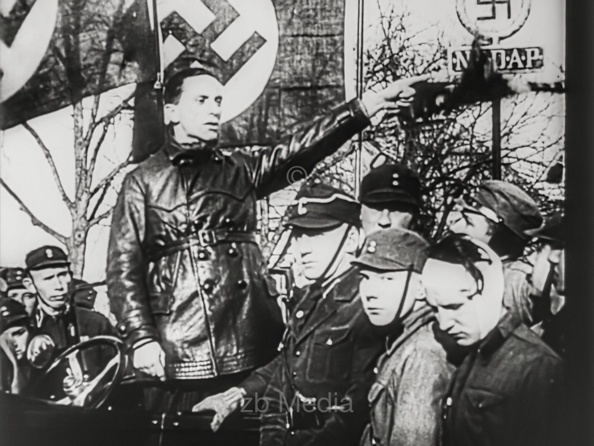 Nazi Party Berlin 1930,Goebbels