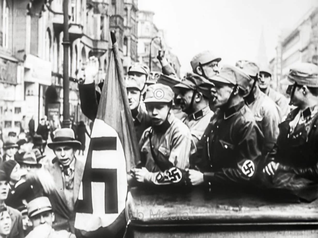 Boycott of Jews Berlin 1933