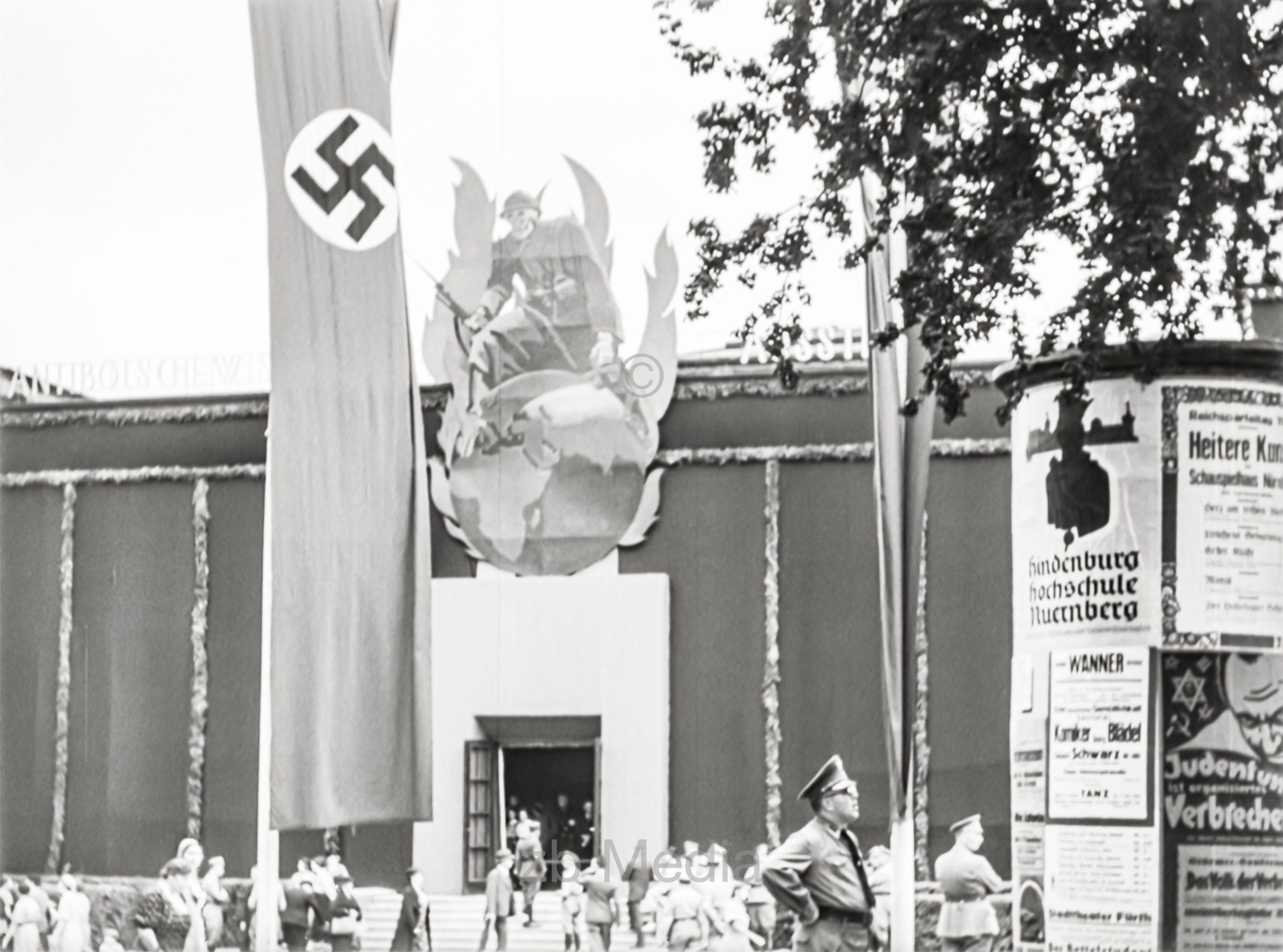 Reichsparteitag 1937 in Nürnberg
