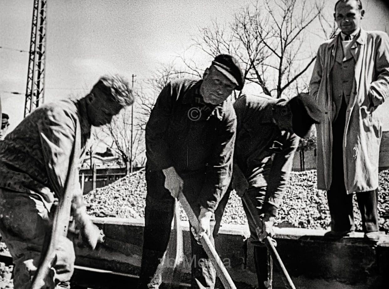 Eisenbahn 1946