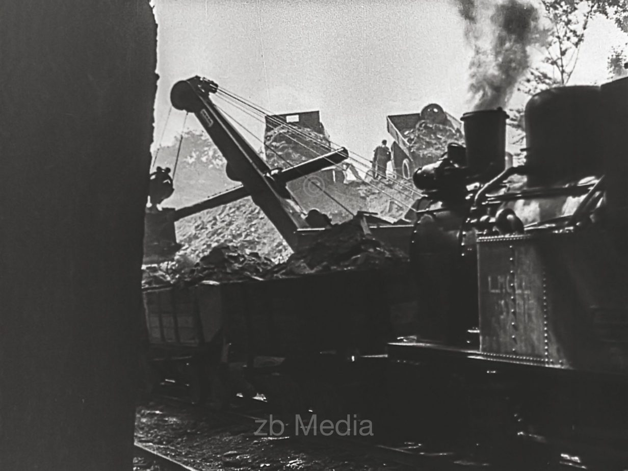Stadtbild München Sommer 1946