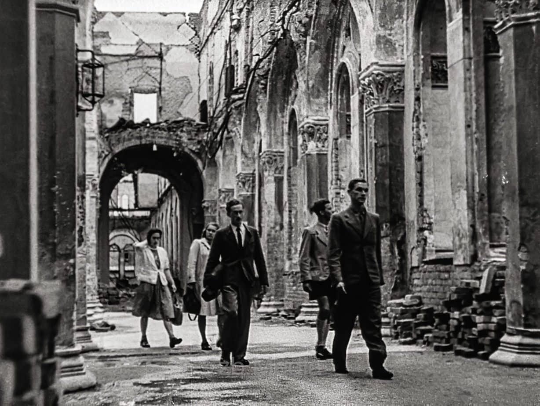 Universität München Sommer 1946