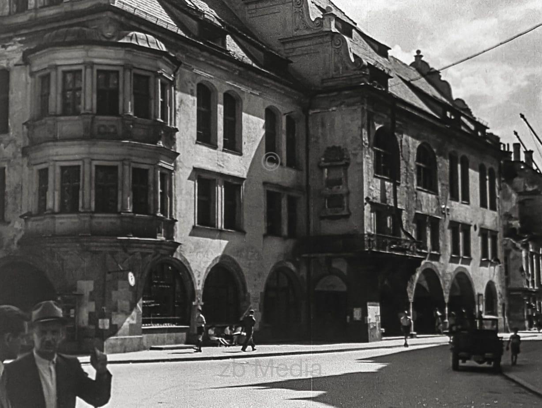 Hofbräuhaus München Sommer 1946