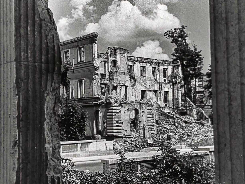 Briennerstrraße München Sommer 1946