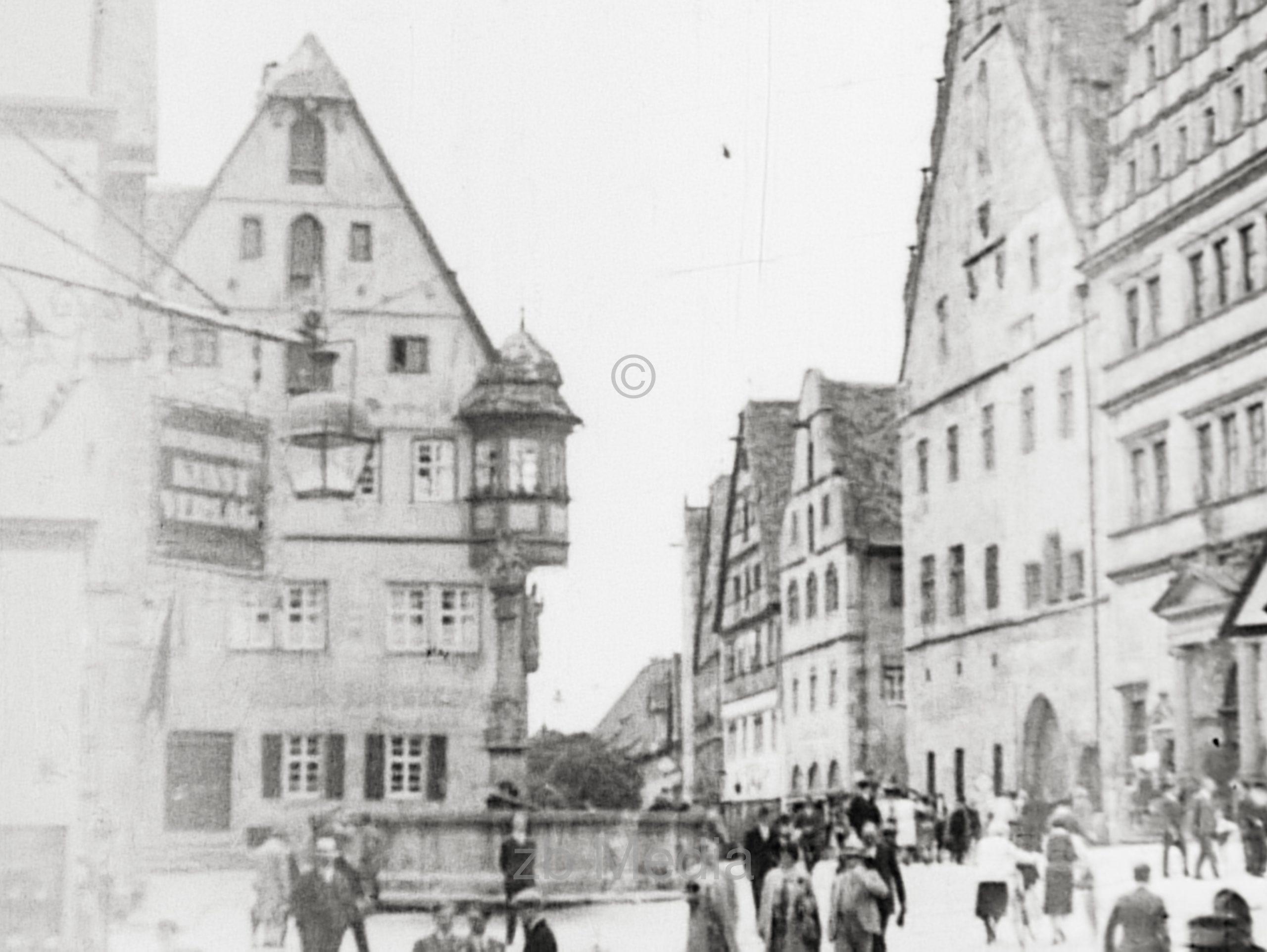 Rothenburg 1930