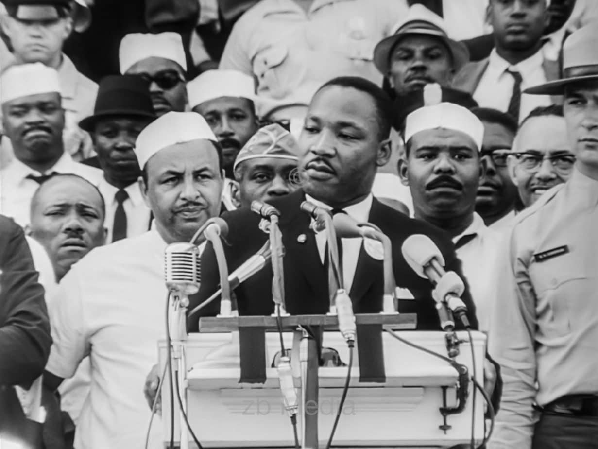 Martin Luther King jr., March on Washington 1963