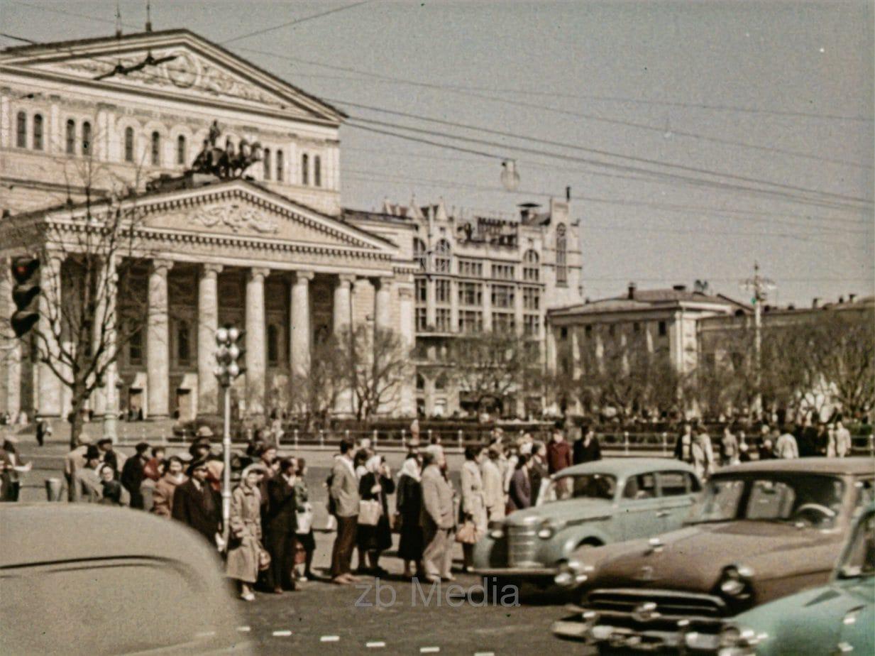 Moskau 1961