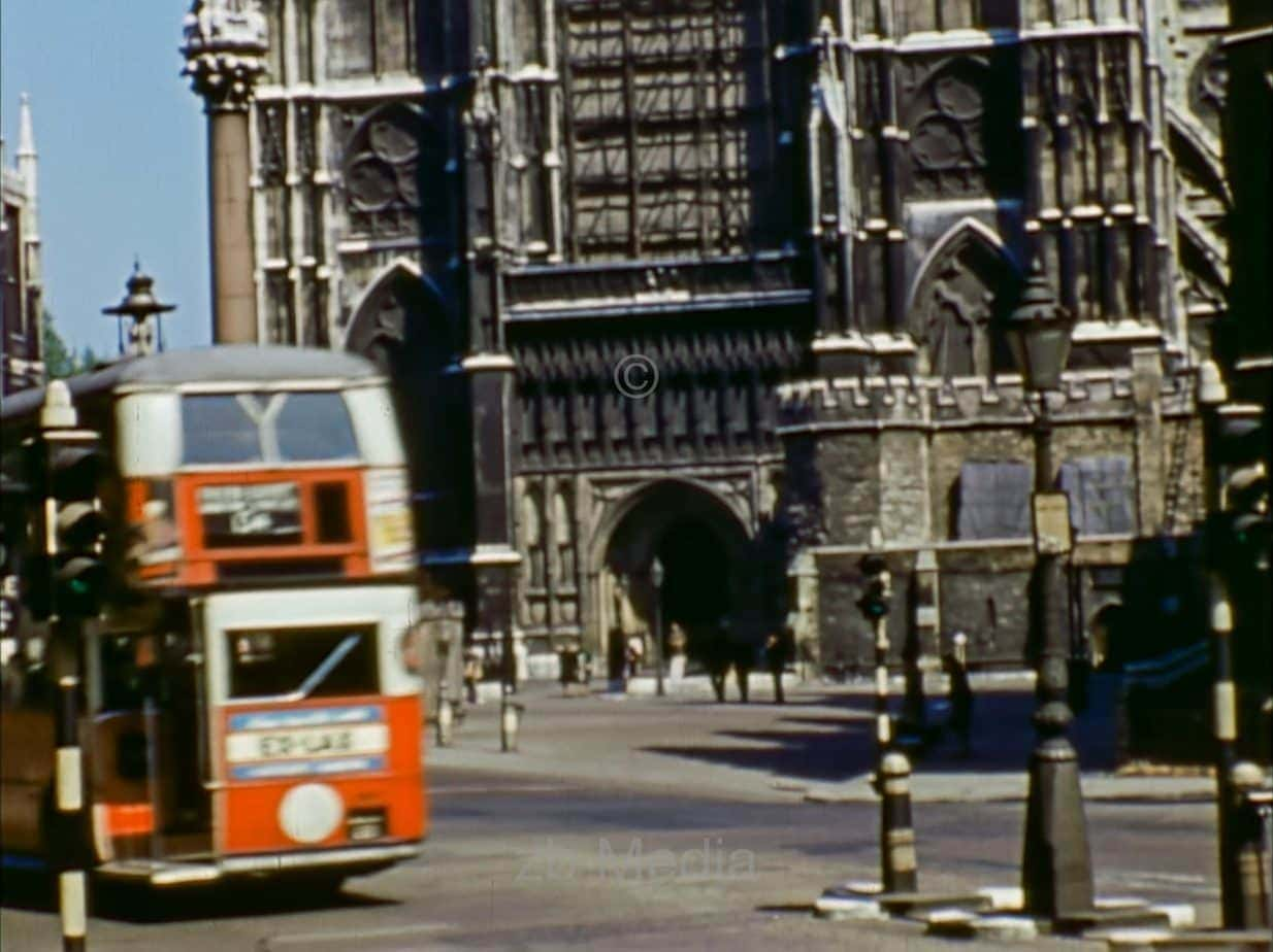 St. Paul's Cathedral, London, Mai 1944