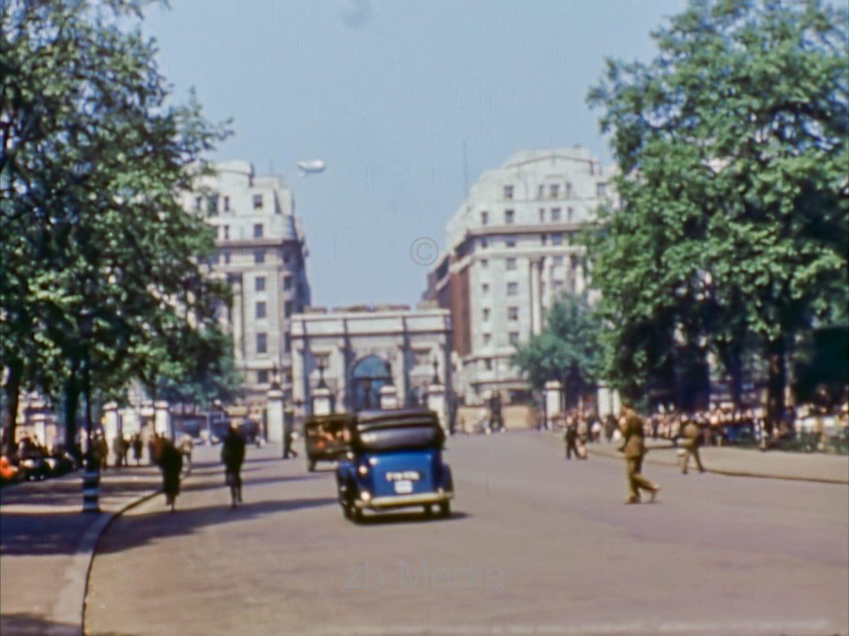 Marble Arch, London, Mai 1944