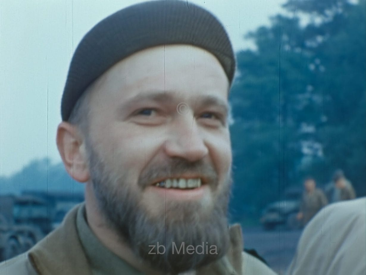 Jack Thompson, Südengland 1944