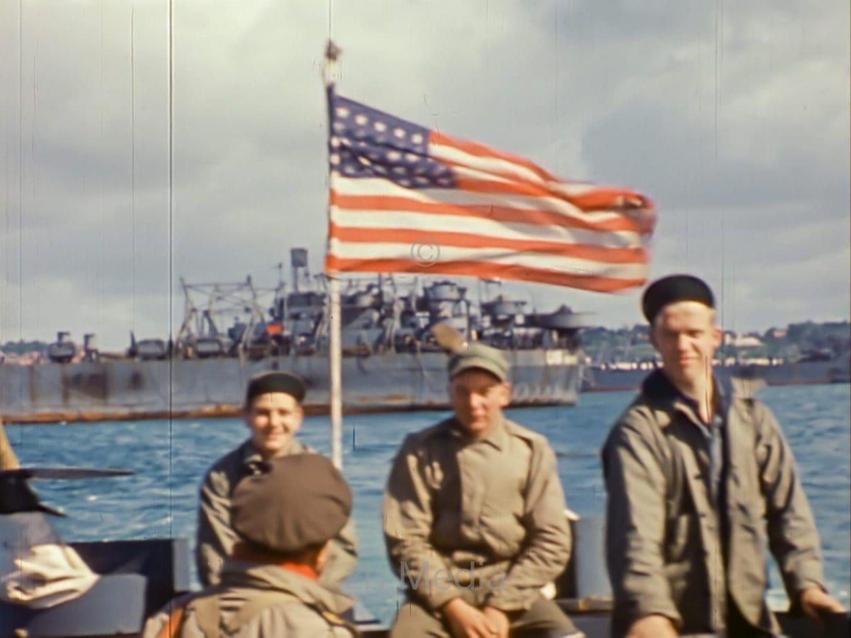 US-Landungsschiffe, D-Day 1944