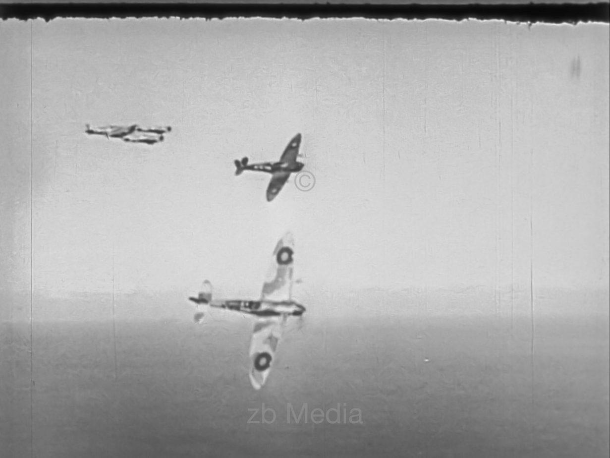 Kampfflugzeuge der RAF
