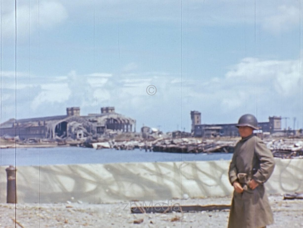 Cherbourg, D-Day 1944