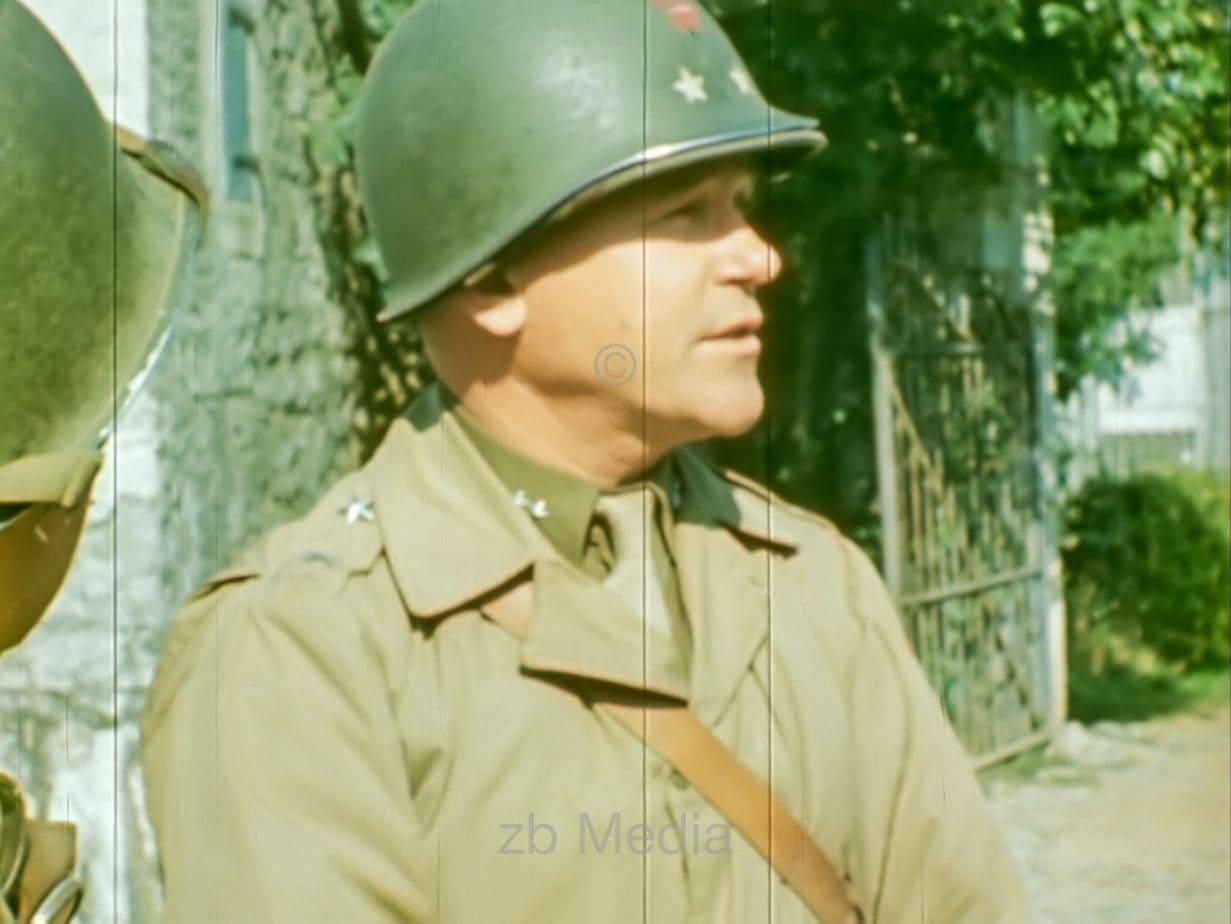 US-General Harry Collins Frankreich 1944
