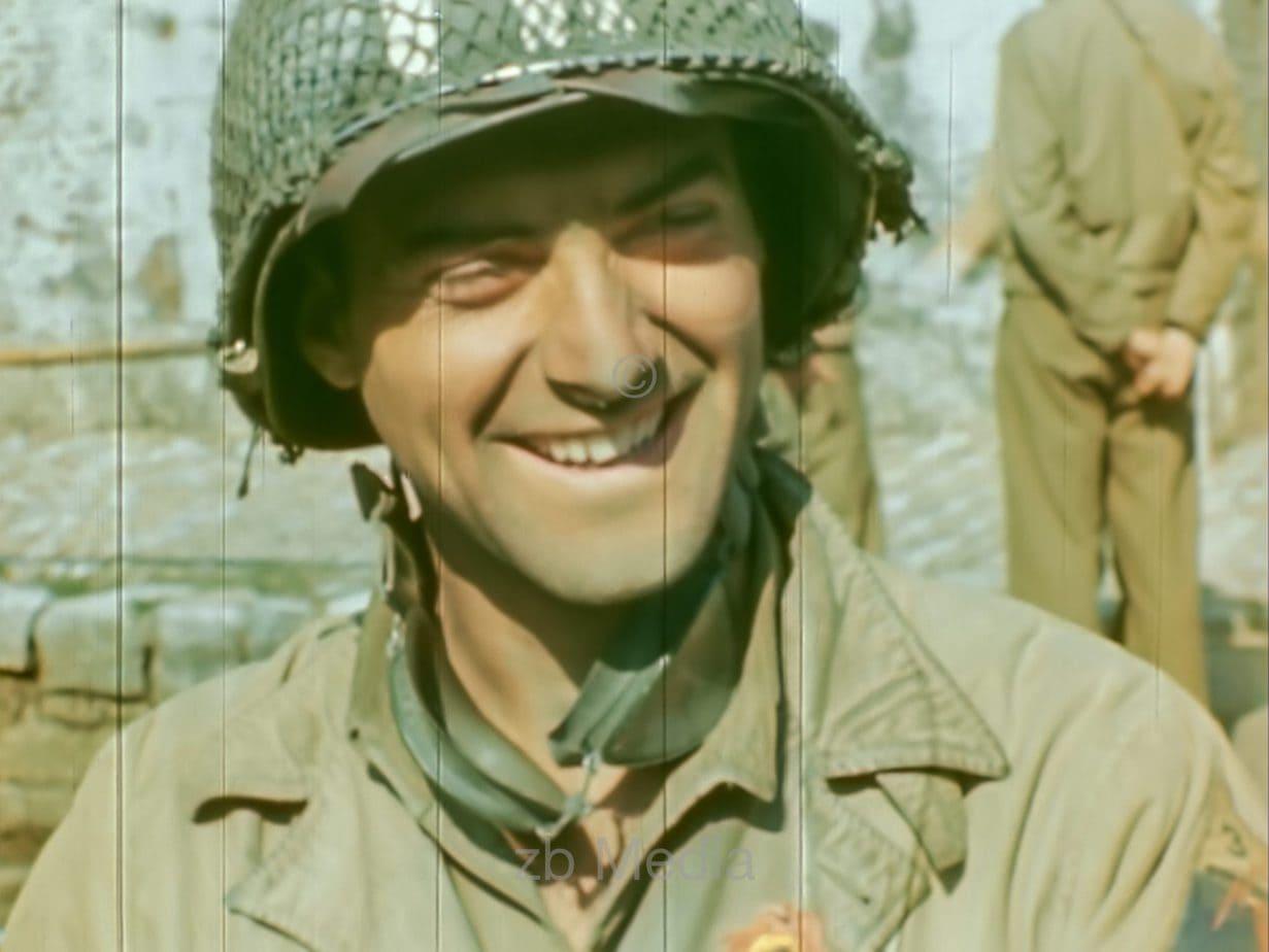 US-Soldaten Frankreich 1944