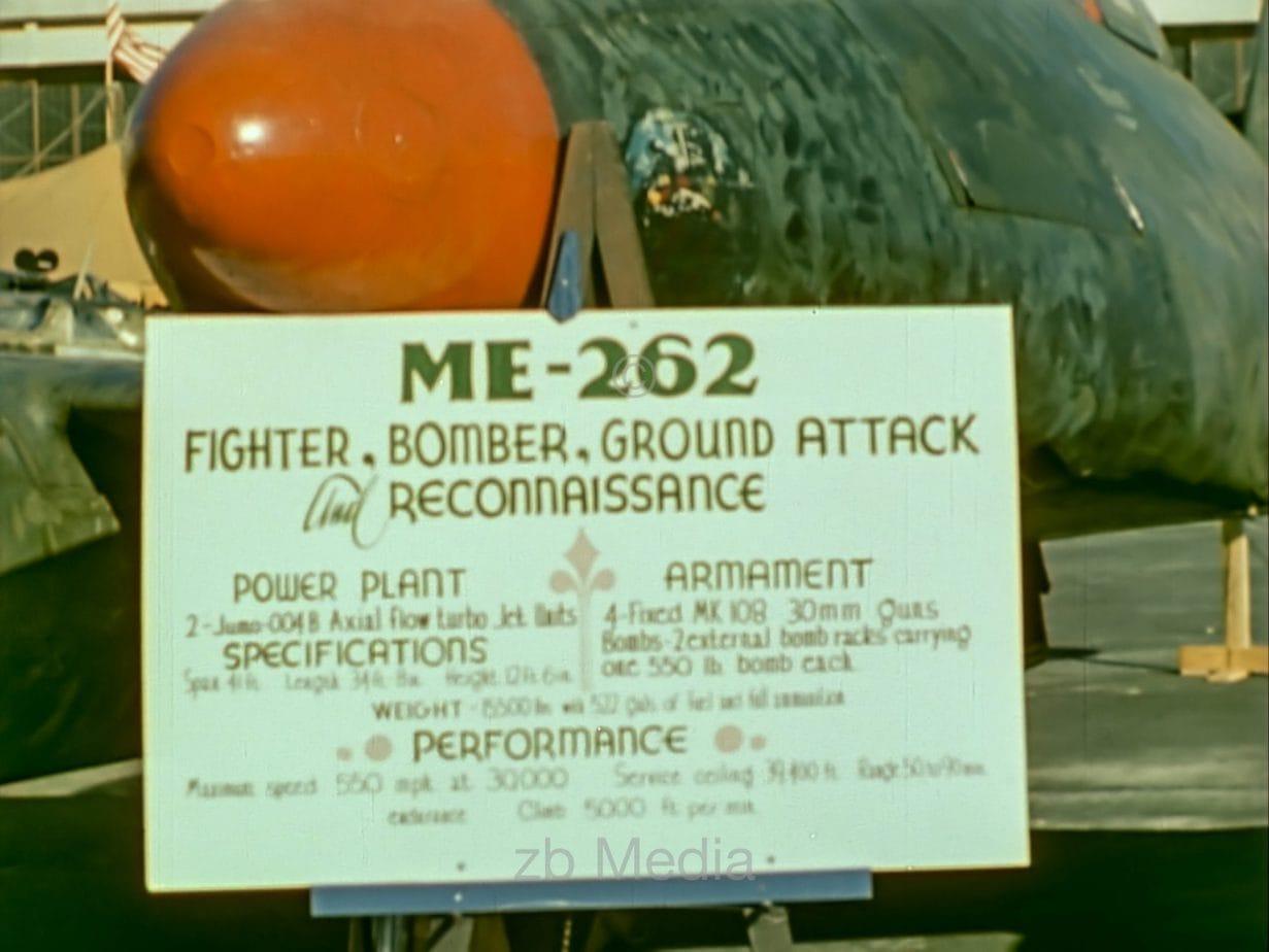 Düsenjäger ME 262