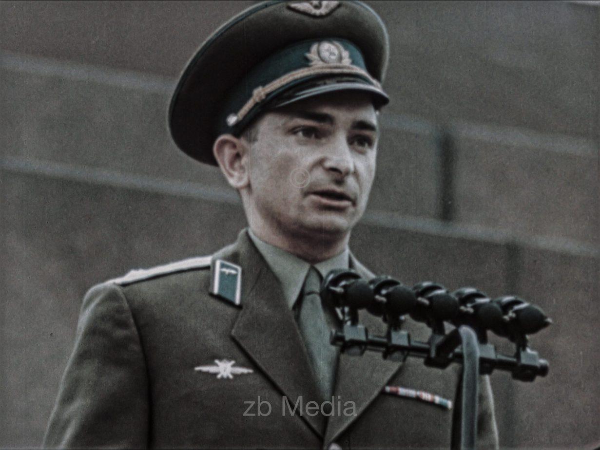 Empfang von Valentina Tereschkowa in Moskau