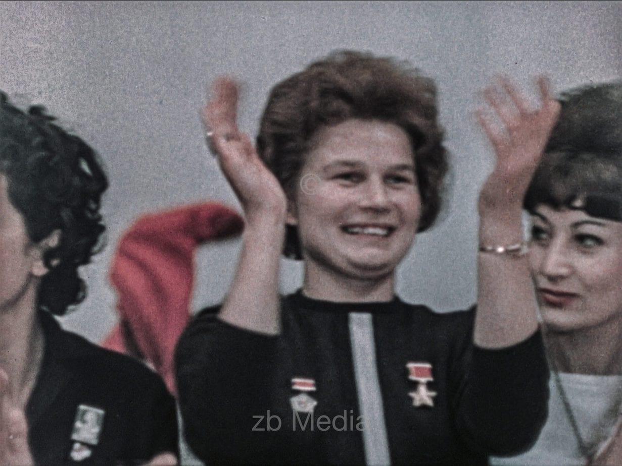 Kosmosbegeisterung Vostok Raumflug