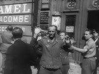 Kapitulation, Straßenkämpfe in Paris 19.8.1944