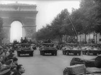 Parade, Befreiung von Paris 19.8.1944