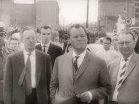 Willy Brandt - Mauerbau Berlin 1961