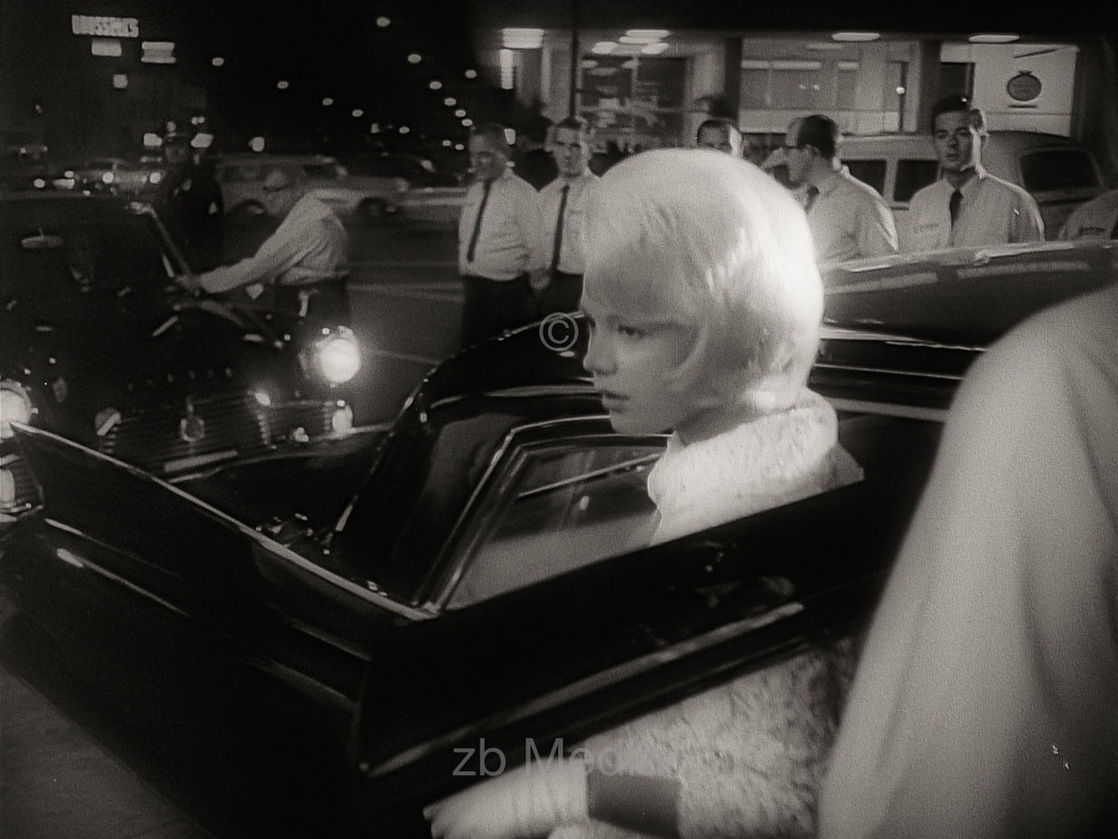 Sandra Dee, Filmpremiere von Come September in Hollywood